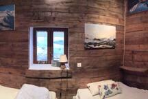 la chambre alpage
