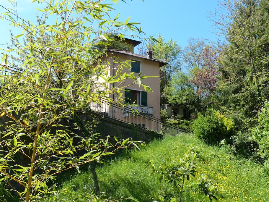 C miaschetta la tua casa nel verde case in affitto a for Case affitto savignone