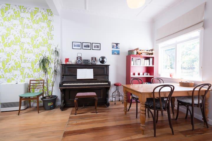 Coromandel Cottage - Wellington - House
