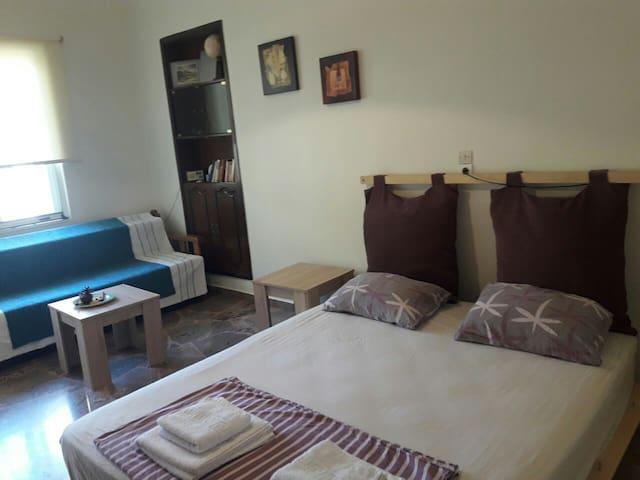 Small Apartment, Center of Epidaurus