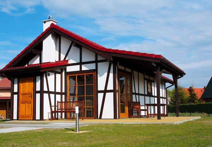 4 Domki -  Komfortowy Wypoczynek nad Morzem (2) - Sarbinowo - Bungalow