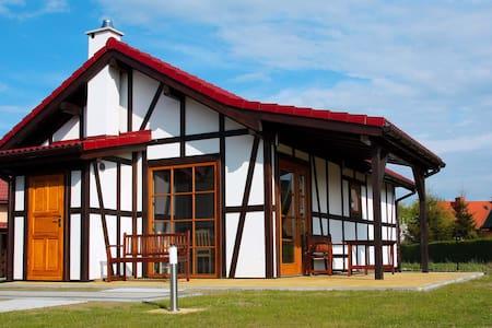 4 Domki -  Komfortowy Wypoczynek nad Morzem (2) - Sarbinowo