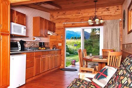 Teton View B&B - Jackson Hole - The Cabin - Wilson - Chalet