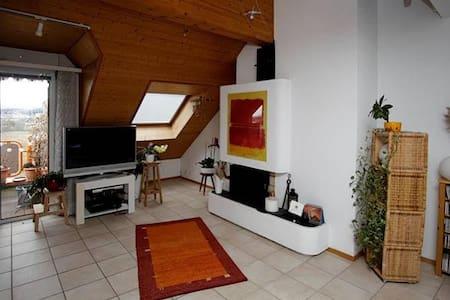 2BD charming apartment next to EPFL - Ecublens - Huoneisto