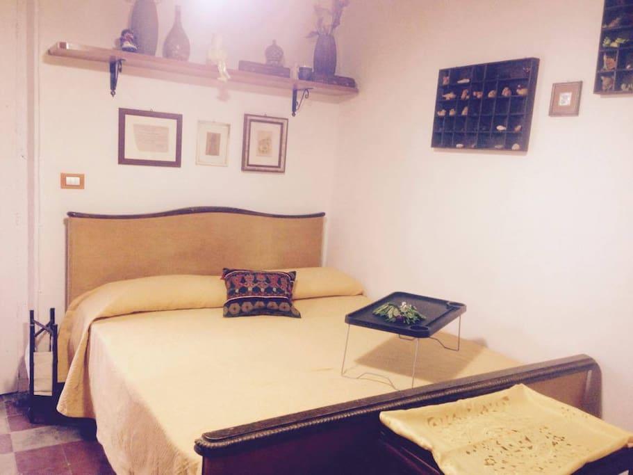 Camera da letto Trinacria