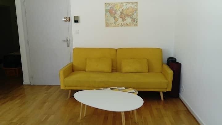 Appartement en plein coeur de la forêt du Touquet