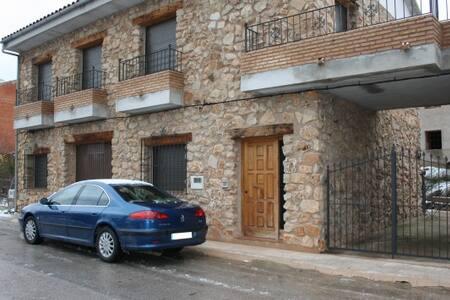 Casa El Valle, Río Mundo, turismo Rural de lujo - Riópar