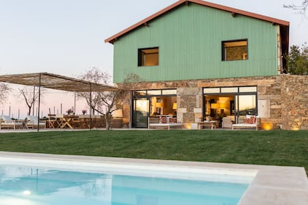 Quinta do Olival Loft Farmhouse - Douro Valley