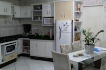 Casa na praia dos Ingleses - Florianópolis