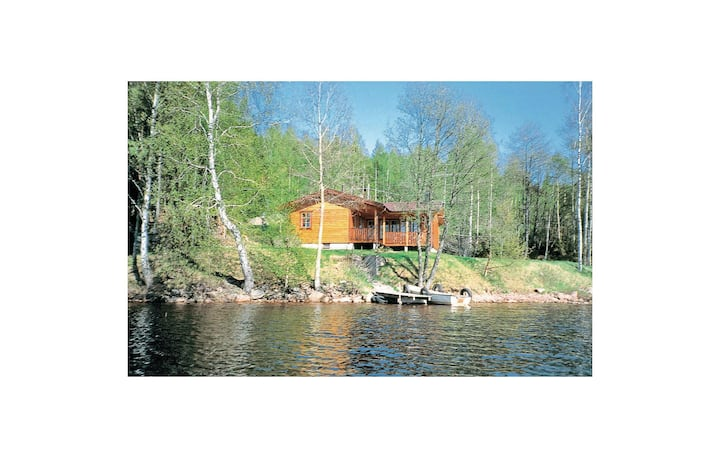 Awesome home in Gislaved with Sauna, WiFi and 2 Bedrooms