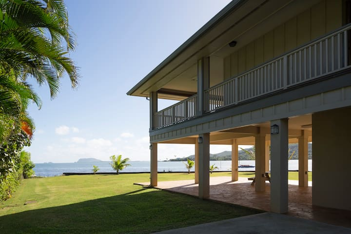 Kahaluu Oceanfront House 30 DAY MINIMUM