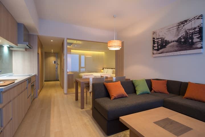Ki Niseko: 1 Bedroom Resort Side