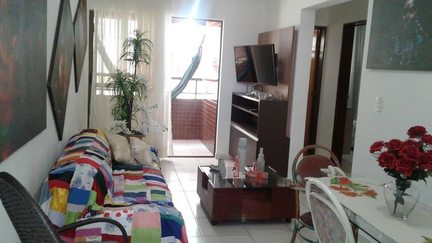 Apartamento João Pessoa - João Pessoa - Leilighet