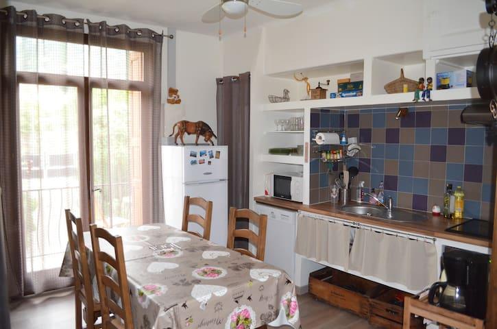 Chez Nath et Tony, gîte *** - Taurinya - Nature lodge
