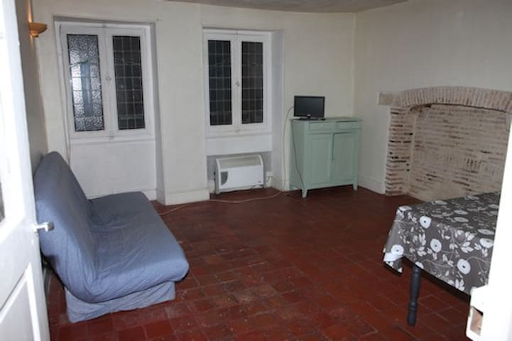 Logement, centre ville Nevers - Nevers - Apartmen