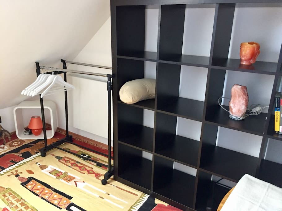 your cozy room