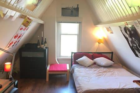 Charming Room in the heart of Kralingen - Byt