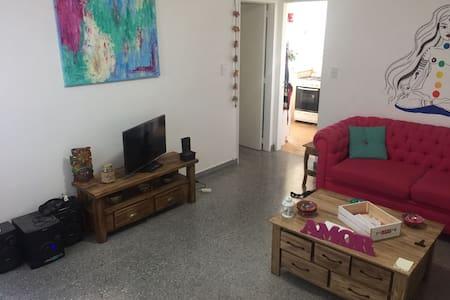 Habitación privada en bello y cómodo apartamento - Vicente López - Wohnung