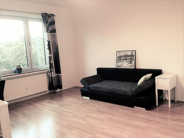 Helle Wohnung an der Isar-Ufer im Zentrum