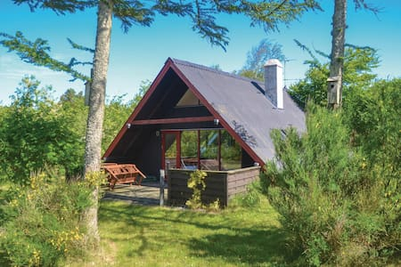 Holiday cottage with 2 bedrooms on 46m² in Hemmet