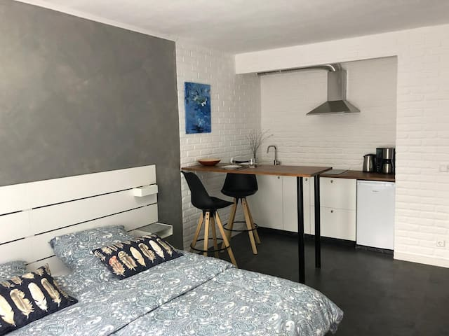 Outstanding apartment next to Messe