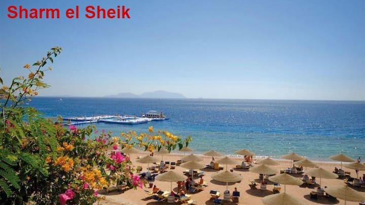 """Villaggio """"Coral Bay"""" di Sharm El Sheik"""