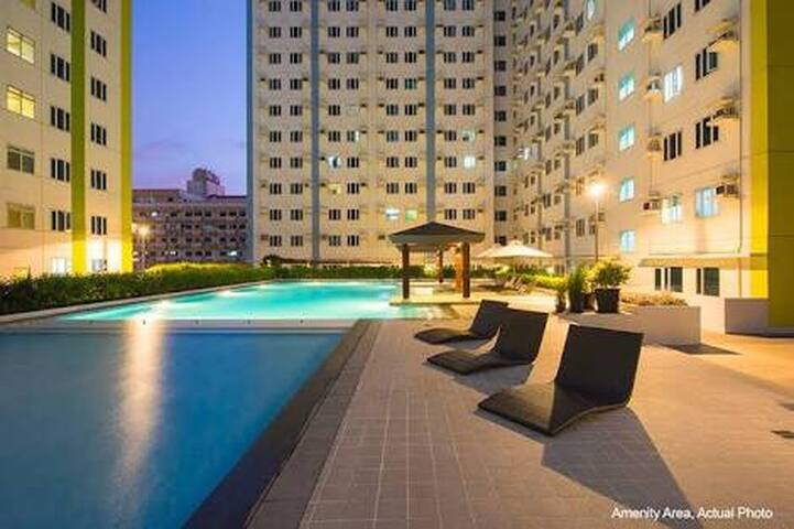 Studio type Condo with city view - Quezon City - Selveierleilighet