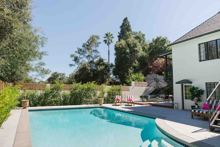 Rose Bowl Resort-Style Retreat, Pasadena