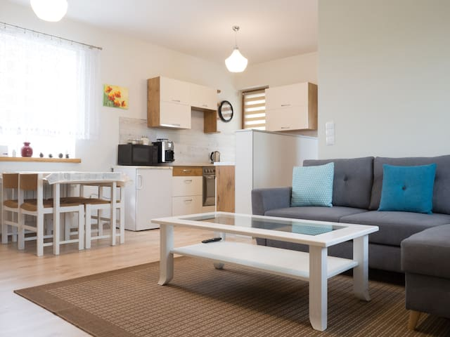 Apartament na Hyrbie