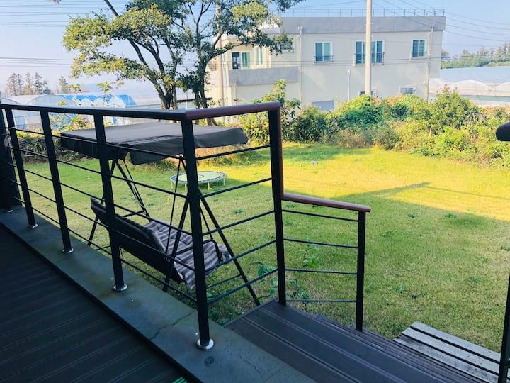 Jeju Eco House独栋别墅
