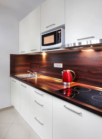 Apartment Kopecna, type A6 with parking - Brno - Lejlighed