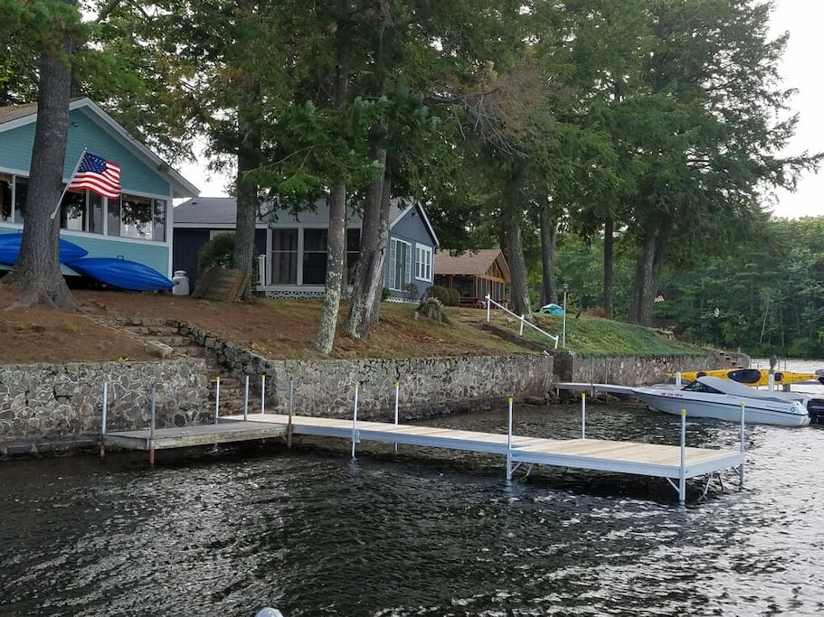 New Dock side view