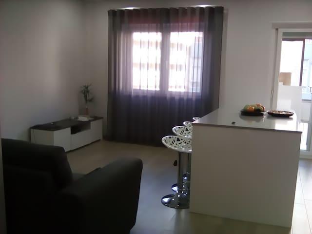 Appartement neuf idéalement situé