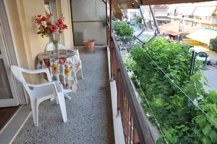 Family Holidays Apartment in the city center