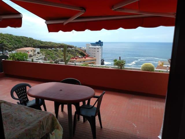 Apartamento con vistas al mar relax a buen precio!