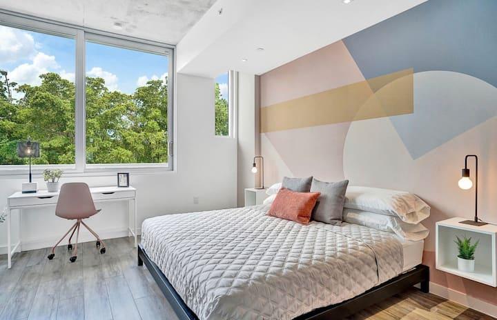 Stunning Design District Apartment 202