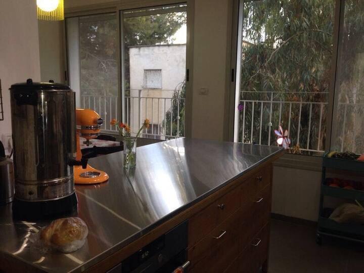 Amazing apartment -Old Katamon