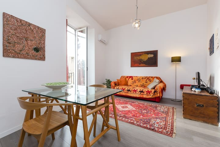 Tra arte, verde e notturni stellati - Napoli - Apartment