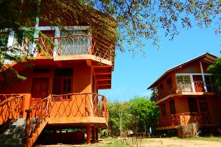 Sarada Beach Resort - Deluex Cabana & Yala Safari - Tissamaharama - Chalet - 0