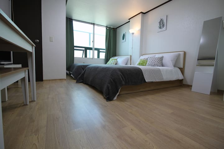 24( 2minutes from subway sta. by walk )