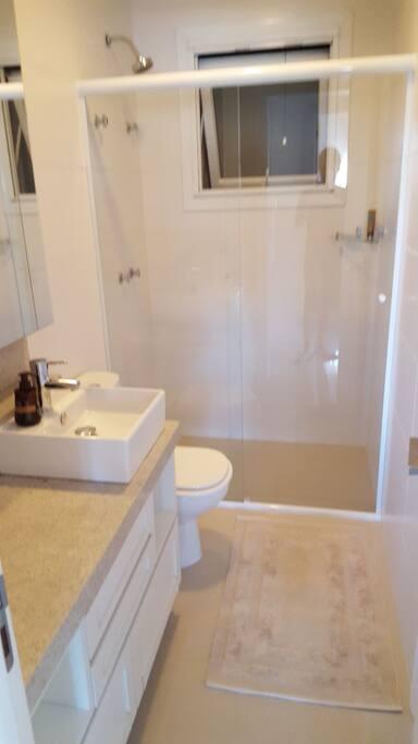 Banheiro Demi-Suite