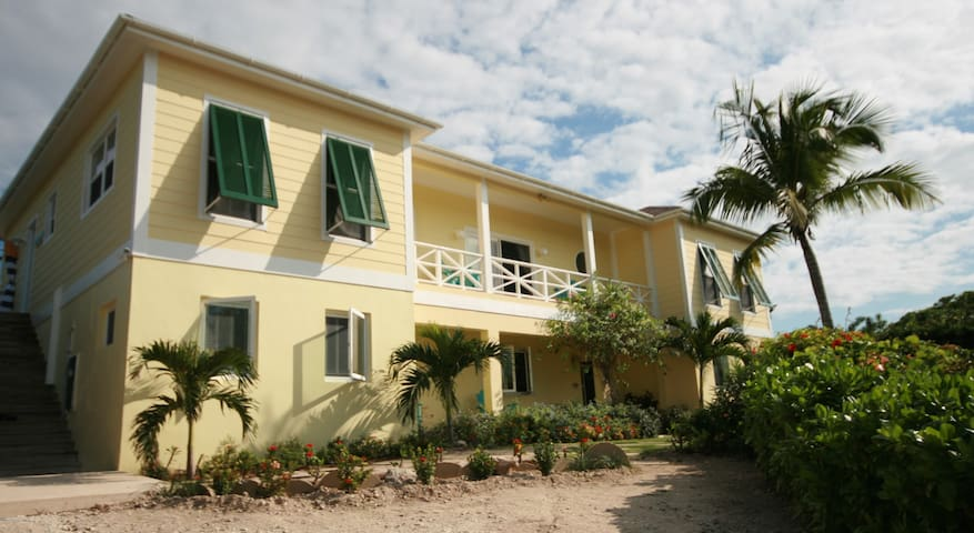 Breathtaking 9 Bedroom Beachfront Home w/ Pool