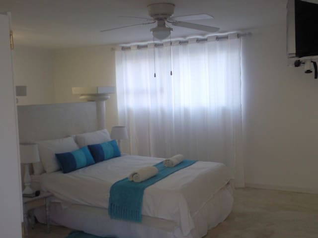 Self- catering double room