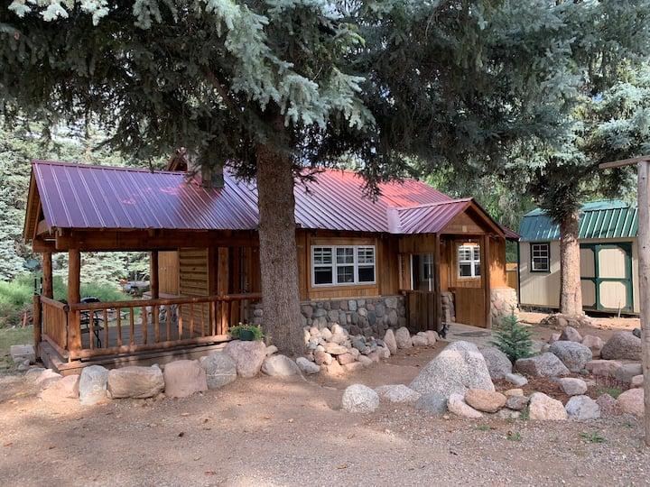 Salmon Run Creekside Cabin (#3) - Vallecito Lake