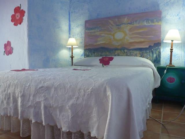 Habitación Azul - Huércal-Overa - Casa