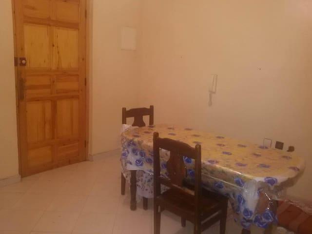 2 chambre, confort a sale - Salé - Wohnung
