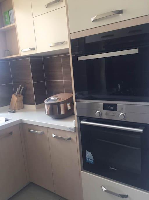 现代化厨房