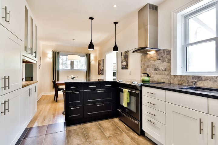 Charming, Warm, Kid-Friendly Home, Montreal West
