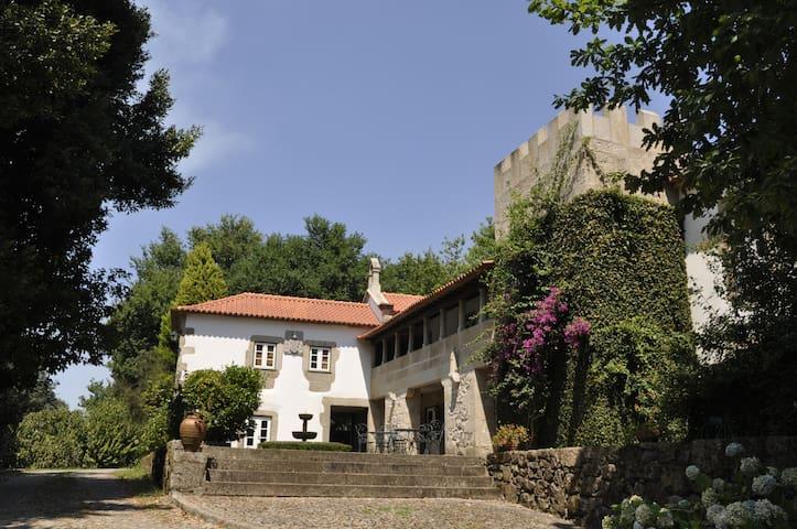 Quinta d'Albergaria - Ponte de Lima - Haus