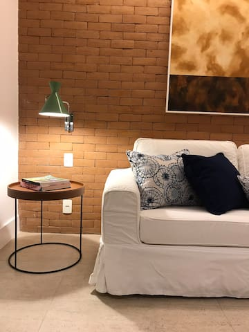 Ipanema Guinle Residencial - Apart Hotel luxuoso